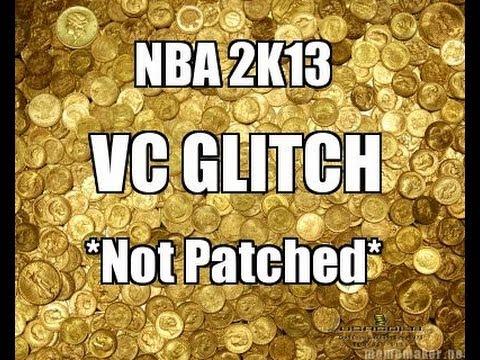 NBA 2K13 VC GLITCH! *NOT PATCHED*