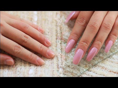 Fake Nail Tutorial / Faux Acrylic Nails ◈ Kris Lumagui