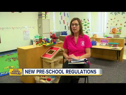 New regulations at Florida child care facilities hope to cut down on hot car deaths