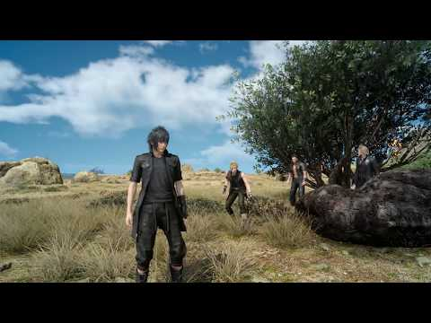Final Fantasy XV PC (Steam) Music Replacement Demonstration