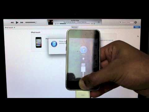 Recovery Mode for iPhone  / iPod / iPad  - How to get in and out of it