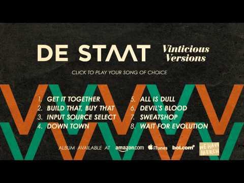 De Staat - Vinticious Versions - Album Teaser