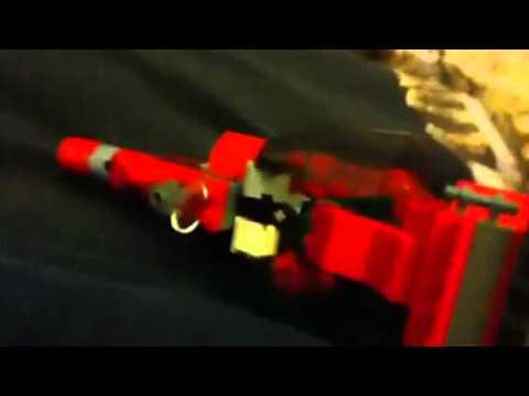 My Lego ray gun