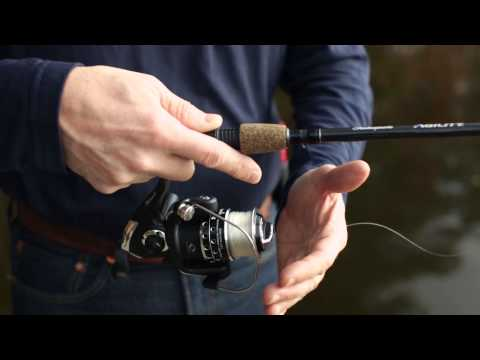 Fishing 101 - How to Cast a Spinning Reel