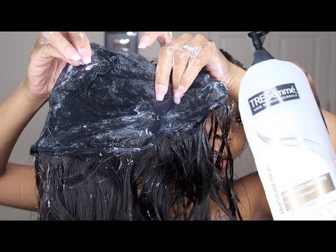 Quickweave Takedown With CONDITIONER! EASIEST METHOD!!!