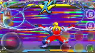 KOF 2002 REMIX ULTRA 3 5 PURPLE HACK PARA TIGER ARCADE,FBA4DROID