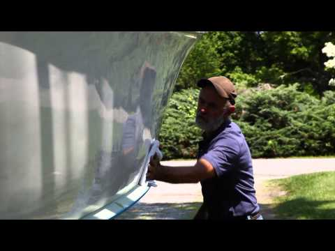 Cleaning and Waxing your Fiberglass Boat
