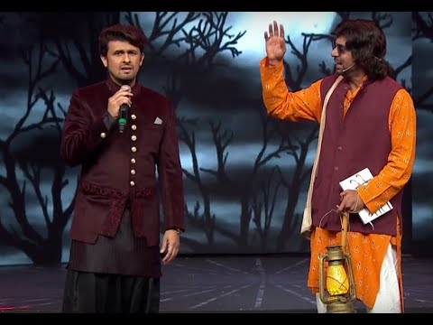 Sunil Grover found a new profession at Royal Stag Mirchi Music Awards!