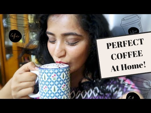 How to Make Perfect Frothy Coffee at Home | Cappuccino at home | WITH TIPS!