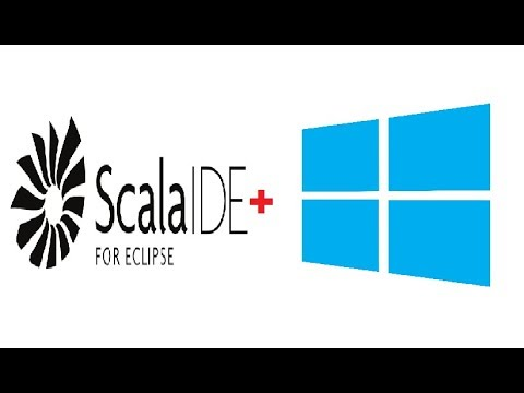 How to Install Scala IDE Windows 10