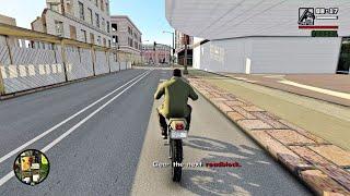 GTA San Andreas 2021 4K Gameplay Part 46 - Outrider - GTA San Andreas 4K 60FPS PC
