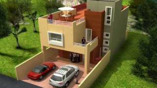 Sobrado testada 5m by vagner silva music jinni for Casa moderna minimalista 6 00 m x 12 50 m 220 m2