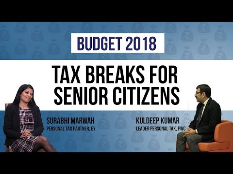 Budget 2018: Will Senior Citizens Hit By Declining Interest Income Get Tax Breaks?