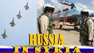 Russian Military attacking ISIS | 2016 HD