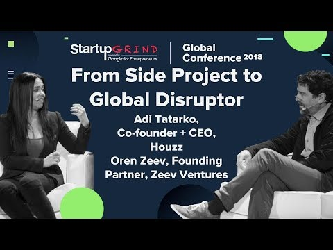 From Side Project to Global Disruptor