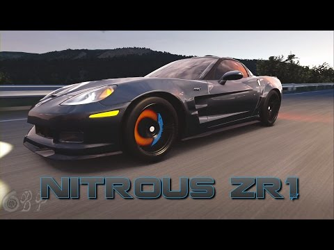 1000WHP Nitrous ZR1 Races Dallas Performance Gallardo S