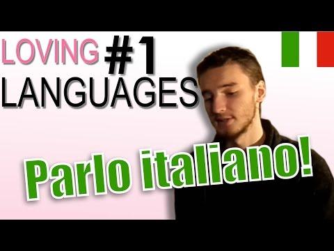 (it) My Experience Learning Italian