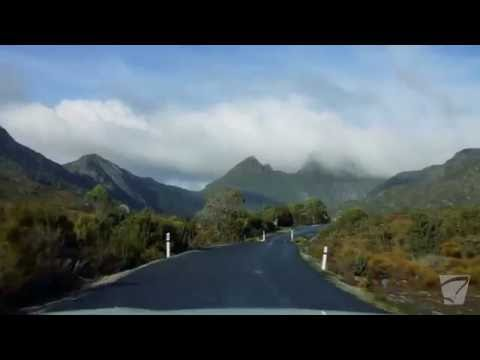 On the Road: Mountain Drive