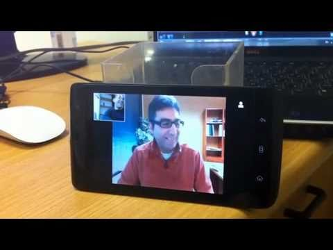 ooVoo Mobile for Dell Streak