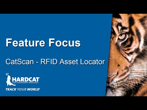 Feature Focus   RFID Find Asset