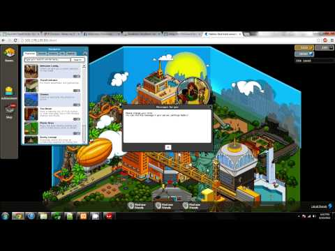 How To Make A R63 Revcms Habbo Retro | Part 3 - Emu, First Play | 2014 | 100% Working Client! |