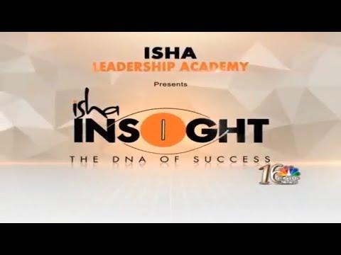 CNBC TV 18: Isha Insight 2016