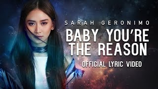 Sarah Geronimo - Baby You