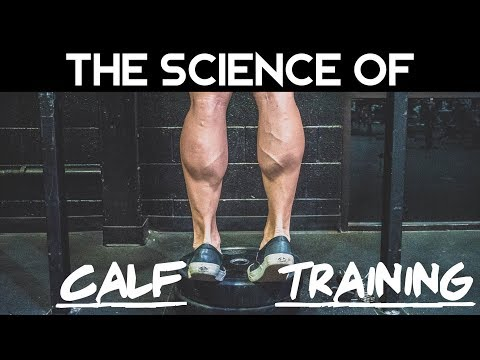 How To Build Calves Fast - Scientifically Backed