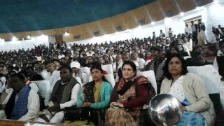 Ghulam Rasool Balyavi calls for unity among backward classes