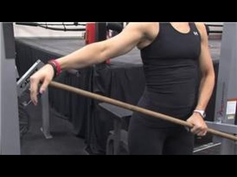 Safe Exercise Tips : How to Stretch for a Dislocated Shoulder