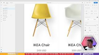 Xamarin.Forms UI Challenge - Furniture Store - Part 1