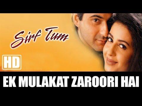 Xxx Mp4 Ek Mulakaat Zaroori Hai Sanam Sirf Tum 1999 Full Video Song Sanjay Kapoor Priya Gill 3gp Sex