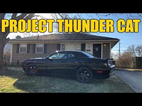 How to Pay for a 2018 Dodge Hellcat Challenger - Project