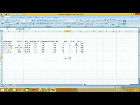 How to Disable Formula in Excel