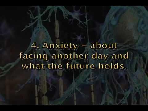 Caregiver Stress Symptoms