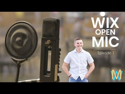 Wix Open Mic   Episode 1   New Wix Code Features Coming Soon