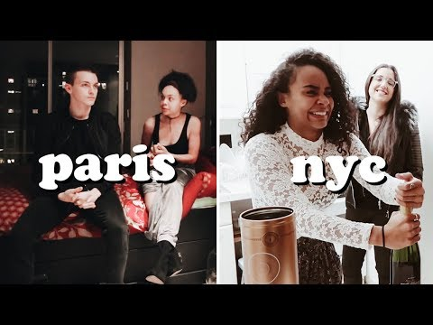 NEW YEAR'S EVE | PARIS vs. NYC 🍾