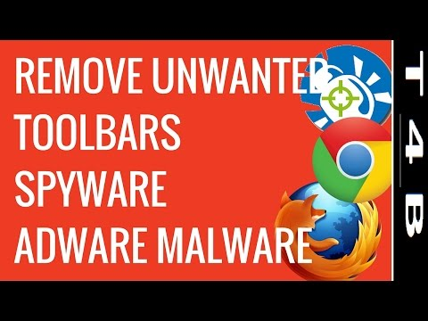 How to Remove Toolbars, Adware, Spyware, Malware, Ad from Google Chrome | FireFox