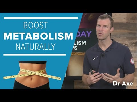 How to Boost Your Metabolism Naturally In 3 Easy Steps