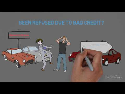 Looking for Car Finance? Been Refused? We Could Help!