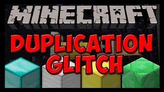 Minecraft Duplication Glitch (CU57 Xbox One Edition)