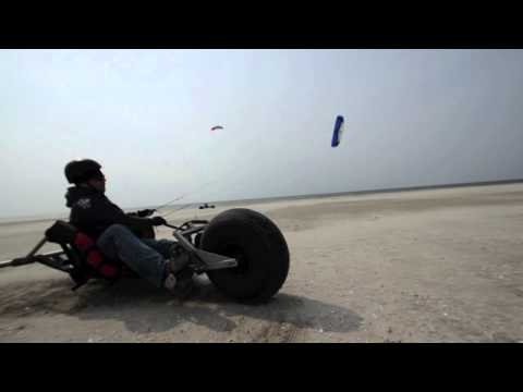 Toxic Powerkite by HQ Kites