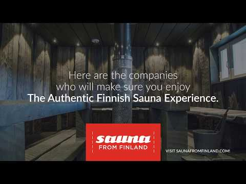 Sauna from Finland: The Authentic Finnish Sauna Experience