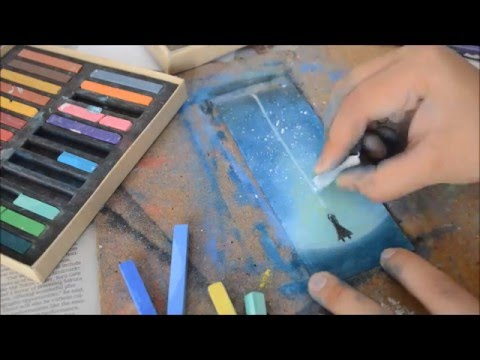 Galaxy Bookmark | Pastel Color