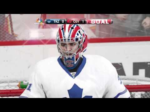 NHL 15 Goalie Runners Never Win