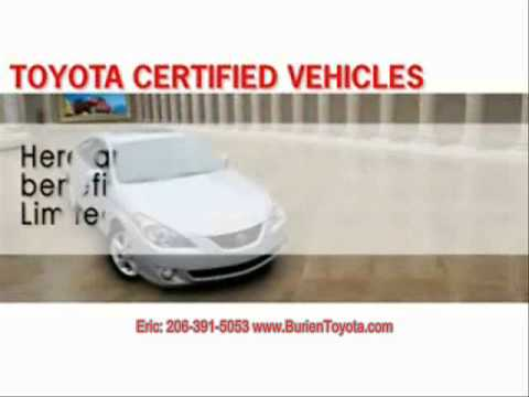 Toyota Used Cars in Seattle