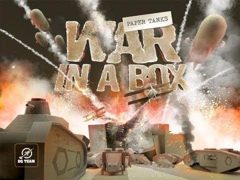 War in a Box: Paper Tanks - iPad 2 - HD Gameplay Trailer