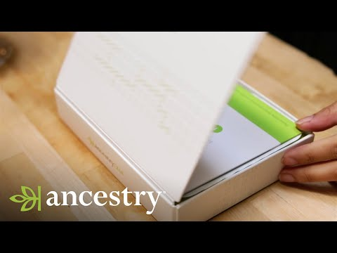 How To Activate AncestryDNA Test