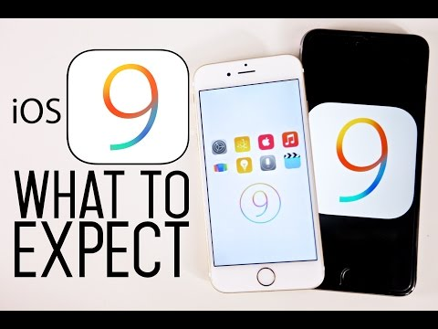 iOS 9 - New Features To Expect