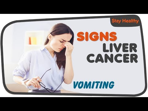 9 Warning Signs of Liver Cancer